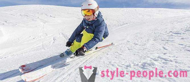 επιτάχυνση του σκι